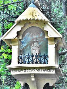"""Tatrzańskie """"Totus Tuus"""" – Kapliczka Matki Bożej od Szczęśliwych Powrotów - sylwiancynka"""