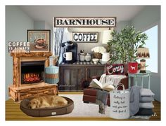"""""""#Theme_C: Coffee"""" by willfongdanielle on Polyvore featuring art"""