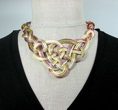 how to make a celtic knot with rope