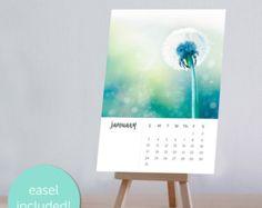 2016 calendar photography calendar floral 4x6 by mylittlepixels