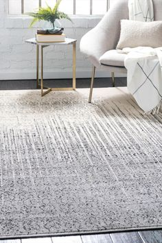Modern meets farmhouse with our unique Loft Collection featuring beautiful styles and colors #homedecor #farmhousedecor Monochromatic Color Scheme, Shed Colours, Area Rugs For Sale, Long Rug, Buy Rugs, Grey And Beige, Round Rugs, Blue Area Rugs, Vintage Rugs