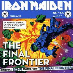 Final Frontier Single Art 2 by edheadkt