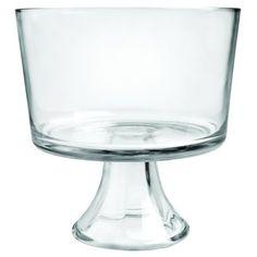 Amazon.com: Anchor Hocking Presence Trifle Bowl: Kitchen & Dining