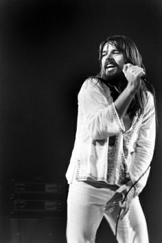 Bob Seger-actually met him in L.A. I was dating a guy with Capitol Records and Seger was performing at the Hollywood Hotel. Great memories.