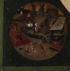 """It's not unusual to read the texts with the titles """"Garden of Earthly Delights: A Mirror for Modern Times?"""" or """"Hieronymus Bosch: The Mirror of Man""""; they easily fall …"""