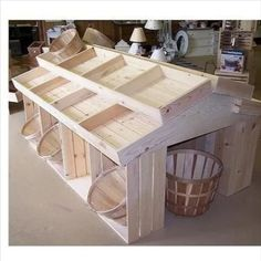 www.ruffino.com.ar Chacabuco 687, San Telmo. Whatsapp: 11 6210-9570 Large Wooden Crates, Wooden Crate Shelves, Wood Crates, Wood Boxes, Wood Tray, Barn Wood, Rustic Wood, Diy Wood, Wine Bottle Display