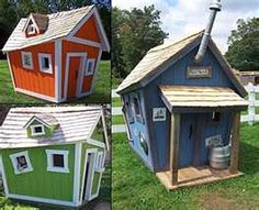 Image Detail for - Colorful kids playhouse design | Home Design | Decorating | Lighting