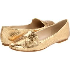 How many gold shoes does a girl need?