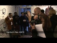 Watch the Hentsch Man AW13 presentation at London Collections: Men