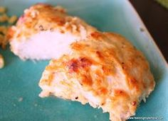 Melt In Your Mouth Baked Chicken Recipe - super easy, and delicious - one of our regular dinners
