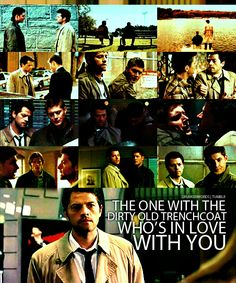 Things which #maketodaybetter : Supernatural. ESPECIALLY Destiel.