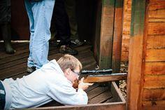 Air-rifle-shooting Cumbria
