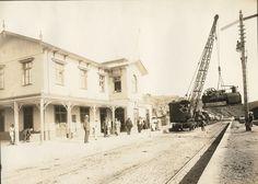 Resultado de imagen para trenes chilenos antiguos