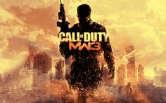 Call of Duty Modern Warfare soldiers wallpaper Game