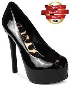 Oprah Has Great Taste. These Would Go Perfect With Red And Black Dress I Would Love To Get.