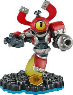 SKYLANDERS SWAP Force bytbar figur (Hoot Loop)