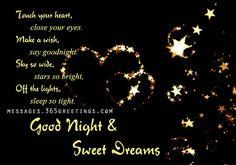 funny good night poem - Google Search
