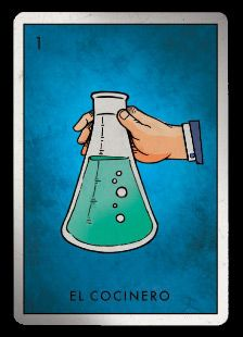Breaking Bad Loteria. Inspired by the show...