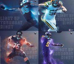 Nike Unveils  Color Rush  NFL Uniforms  d3a45fdd6
