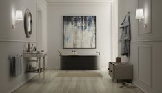 Restyling Bathroom (Cinema4d+V-ray+Photoshop)