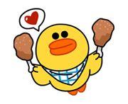 #sticker #overlay #pegatinas #pato #duckling #오리