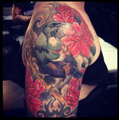 Sacred Tattoo in Kingsland - Hamish M