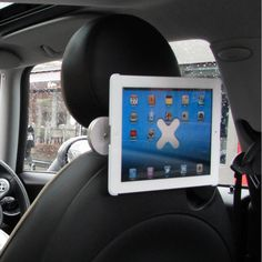 iPad on the go