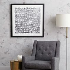 Minted for west elm - Dance   west elm. This can be diy'd