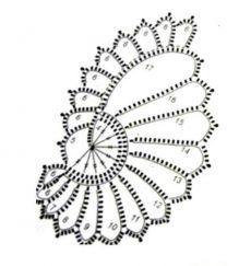 Breathtaking Crochet So You Can Comprehend Patterns Ideas. Stupefying Crochet So You Can Comprehend Patterns Ideas. Appliques Au Crochet, Crochet Motif Patterns, Crochet Diagram, Freeform Crochet, Crochet Art, Thread Crochet, Irish Crochet, Crochet Designs, Knitting Patterns
