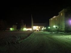 Missions Center in Ryttylä, Finland. I work here. Lutheran, Winter Time, Finland, In This Moment, Pastor