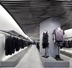 Shine flagship store by LEAD design, NC Design, Hong Kong store design