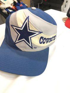 Vintage Dallas Cowboys Snapback on Mercari Emoji, Nfl, Dallas Cowboys, Old School, Baseball Hats, Vintage, Ideas, Fashion, Snapback Hats