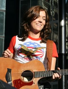 Brandi Carlile on Today Show (Video) 'Wherever Is Your Heart' Live Performance