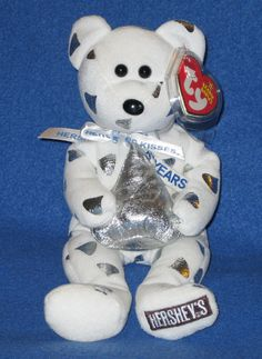 62d79eea08a TY KISSES the BEAR - WALGREENS EXCLUSIVE BEANIE BABY - MINT with MINT TAGS   TYBeanieBabies