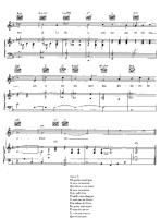 Moulin Rouge! - Complainte De La Butte - Free Downloadable Sheet Music