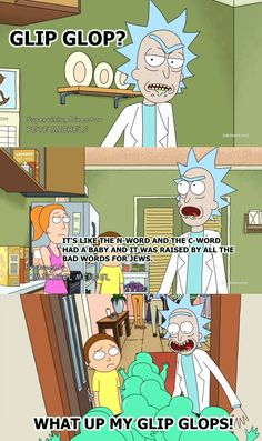 rick and morty quotes