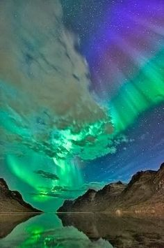 Northern Lights, #Norway