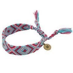 Delta Gamma Friendship Bracelet