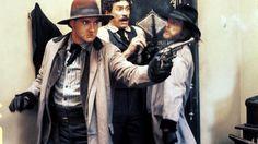the long riders movie | jesse james und seine bande sind bei einem ueberfall auf eine bank in ...