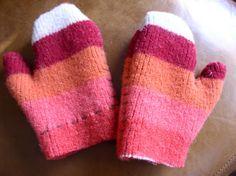 #iloveyoumorethan warm woollen mittens