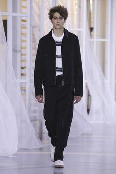 AMI Alexandre Mattiussi Menswear Spring Summer 2017 Paris