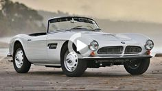 Meet the £1.5m BMW roadster Bmw Classic Cars, Classic Sports Cars, Opel Gt, Bmw 507, Automobile, Bmw Vintage, Super Images, Bmw Autos, Sr1