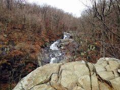 Overlook Upper falls
