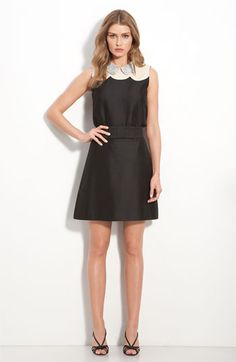 """This is perfect. Kate Spade """"Francoise"""" skirt & top."""