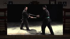 Bokken Training Drill To Practice Distance for Katana Sword Strikes and ...
