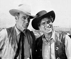 Burt Lancaster, Gary Cooper