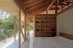shinminka-villa | BED ROOM/寝室