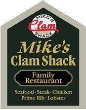 Mike's Clam Shack in Wells Maine....so random!!!