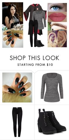 """sufferance #3"" by piercetheabby ❤ liked on Polyvore featuring maurices, Frame Denim, Call it SPRING and She's So"