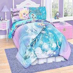 little girl frozen bedroom ideas - Google Search